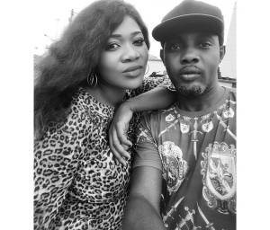 Comedian AY And Mercy Johnson Looks Good Together.. Hmm!! [See Photo]